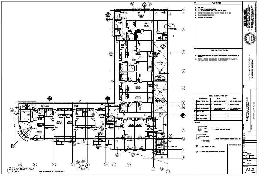 Awesome 25+ Commercial Architectural Plans Design Decoration Of 28 ... - architectural plans